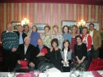 Nov 29 - After the reunion dinner/meeting, hosted by Bill & Judy Rothrock - Thanks Bill and Judy for a wonderful evening