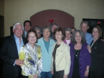March 11, 2010, Biga, Back Row - Steve Crosby, Elaine Elsloo Dodd, Ira Smith, Katie Stickle Alfred, Jim Buchan, Front Ro