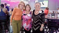 Great time was had at Saturday Ladies Luncheon.